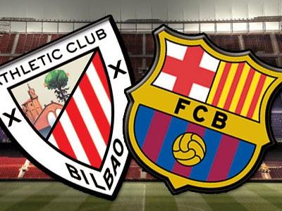 Athletic de Bilbao vs Barcelona vivo
