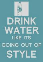 Drink water, www.healthyfitfocused.com