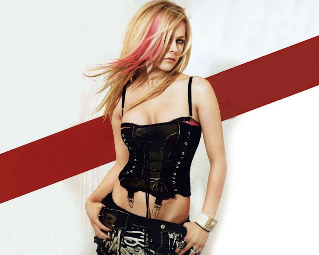 Avril Lavigne wallpaper
