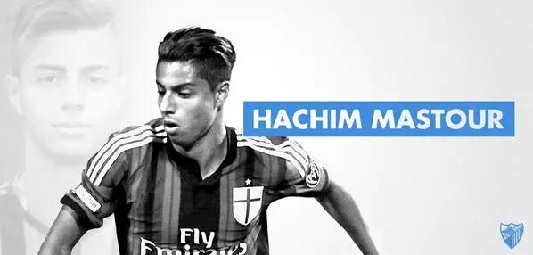 OFICIAL: Málaga contrata por empréstimo Hachim Mastour, grande promessa do Milan