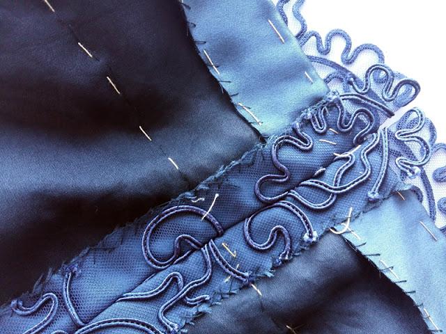 Seams soutache lace   www.stinap.com