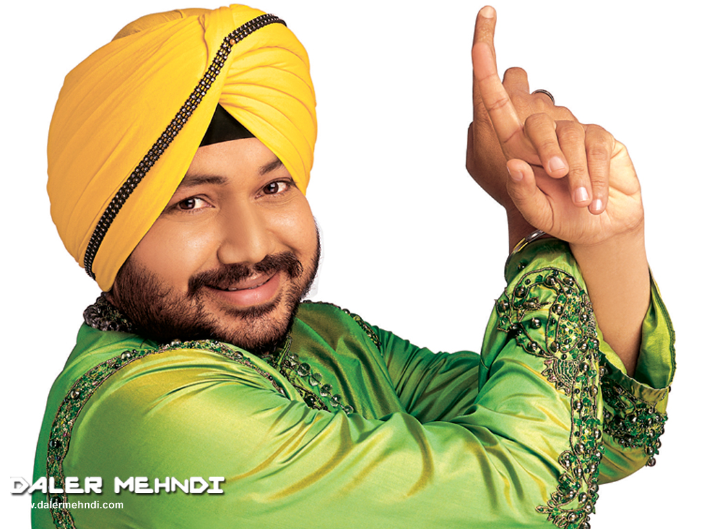 Daler Mehndi New Hindi Hit MP3 Songs Collection Free Download ...