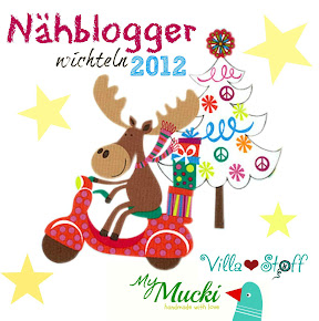 1. Nhblogger Wichteln 2012 -                        So war&#39;s!