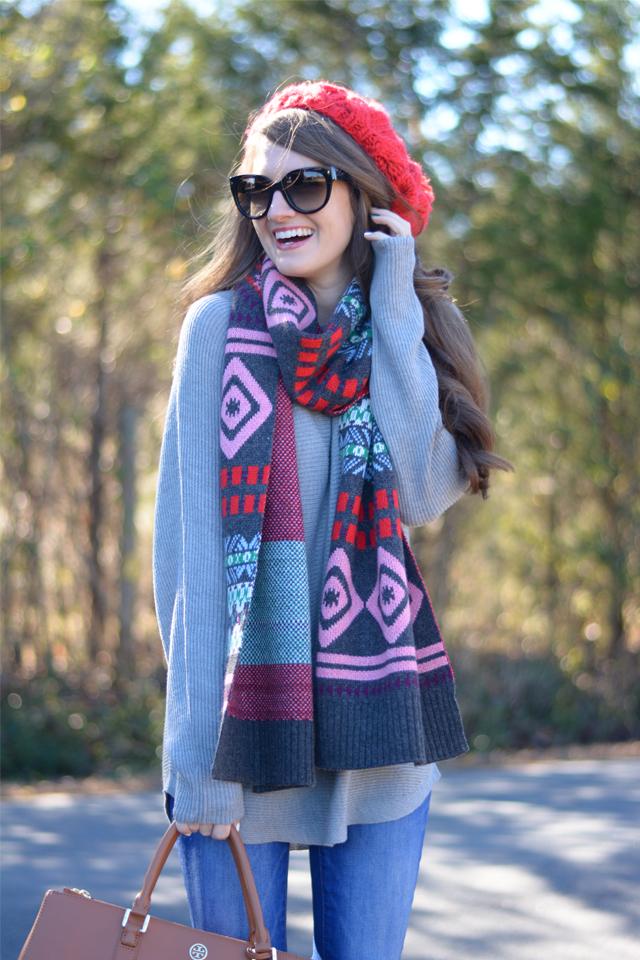 Cute winter look