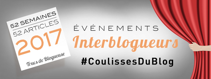 Coulisses du blog