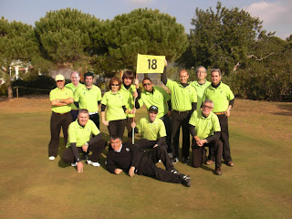 El Vendrell Pitch & putt lider 1a. División Interclubs FCPP