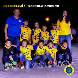 EQUIPS TEMPORADA 2019-20