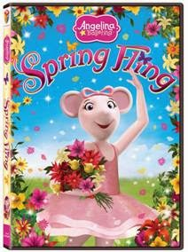 Enter to win Angelina Ballerina: Spring Fling DVD. Ends 3/11.