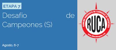 Aventura - Desafío de campeones (06y07/ago/2016)