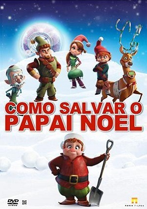 Como Salvar o Papai Noel Filmes Torrent Download capa