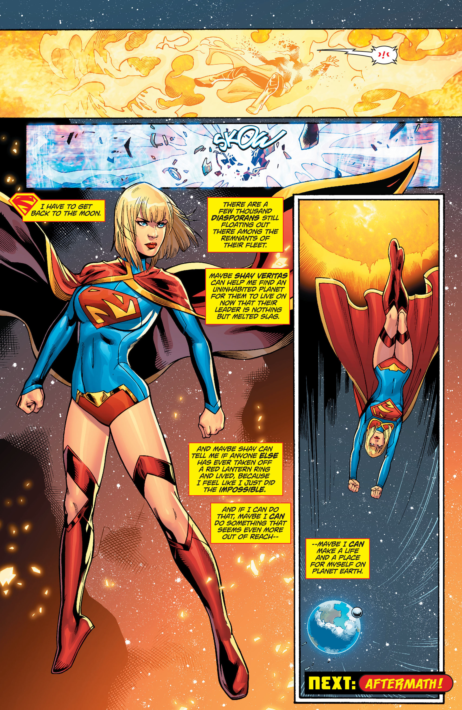 Supergirl (2011) Issue #33 #35 - English 21