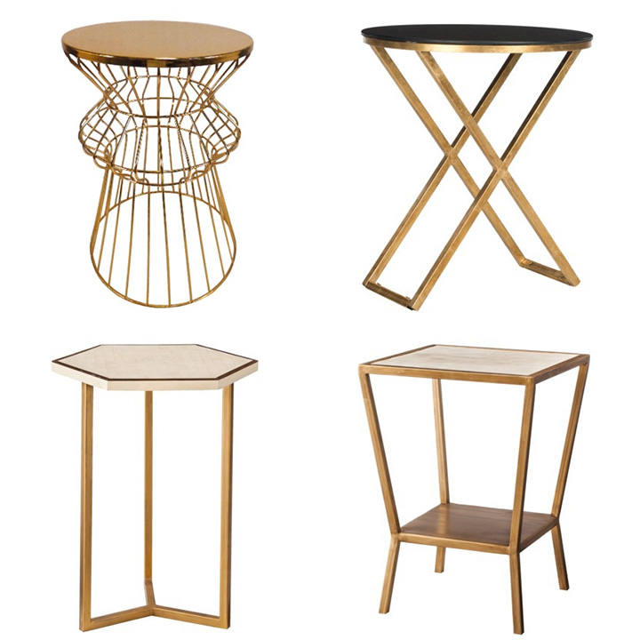 Here Are A Few More Inexpensive Side Tables I Am Just Head Over Heels For.