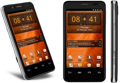 Orange San Diego to launch Intel-Based Android Smartphone