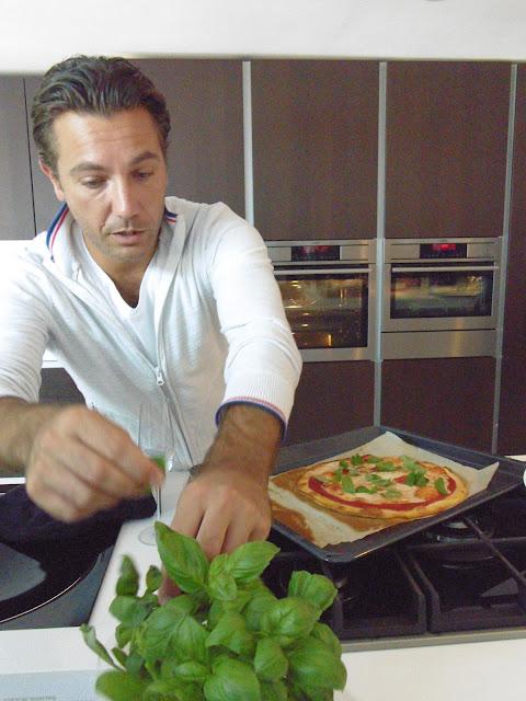 #BakeWithMe Gino D'Acampo