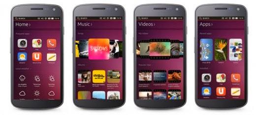 ubuntu mobil yakında piyasada