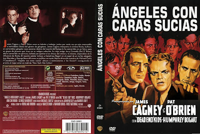 Cover, carátula, dvd:  Ángeles con caras sucias | 1938 | Angels With Dirty Faces
