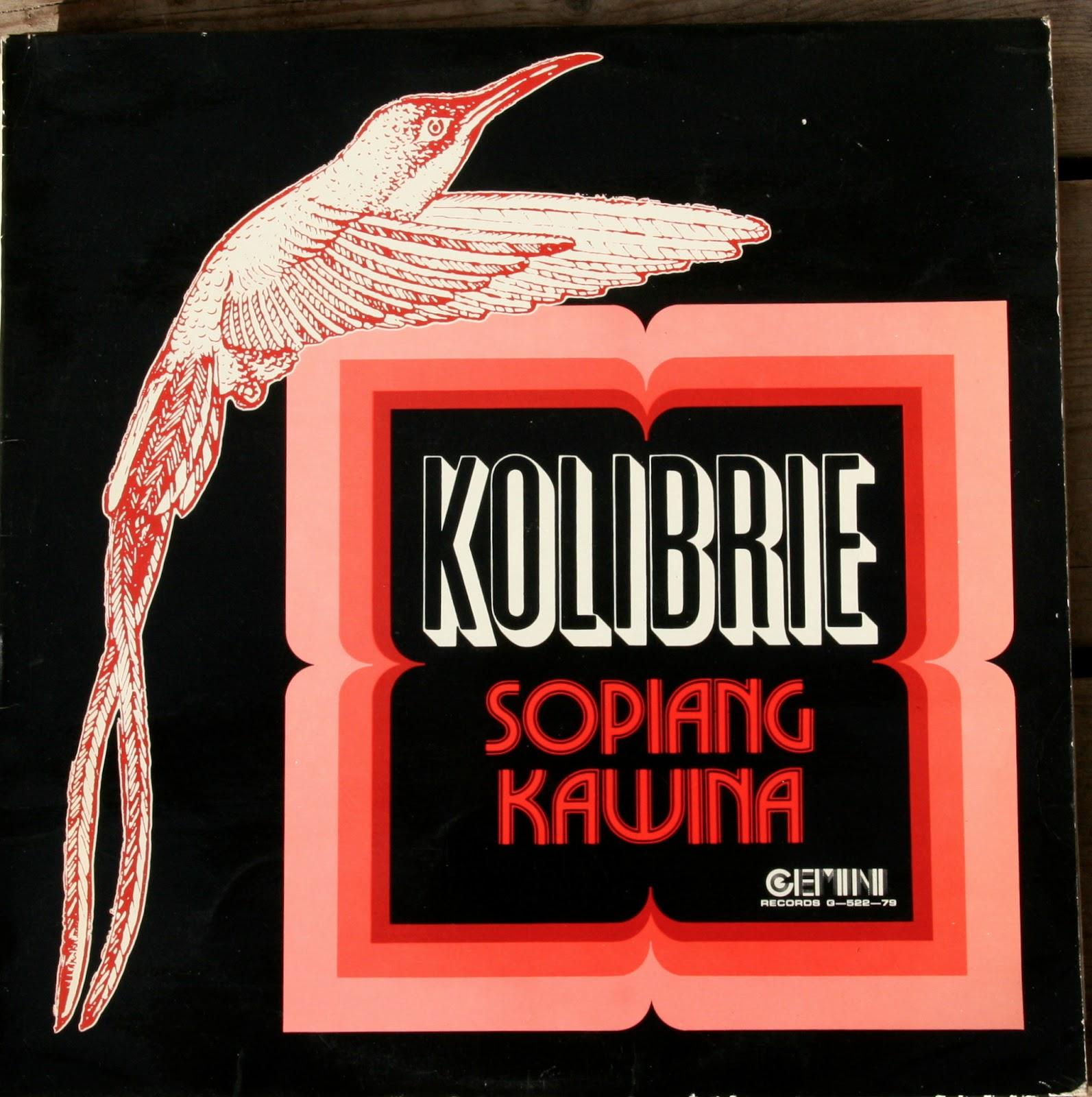 Kolibrie Sopiang Kawina Suriname