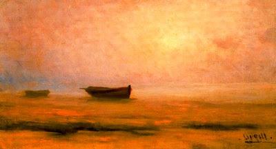 Barques solitàries (Modesto Urgell i Inglada)