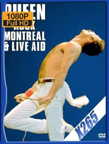 Queen Rock Montreal & Live Aid (2007) x265 [1080p] [GoogleDrive] [RangerRojo]