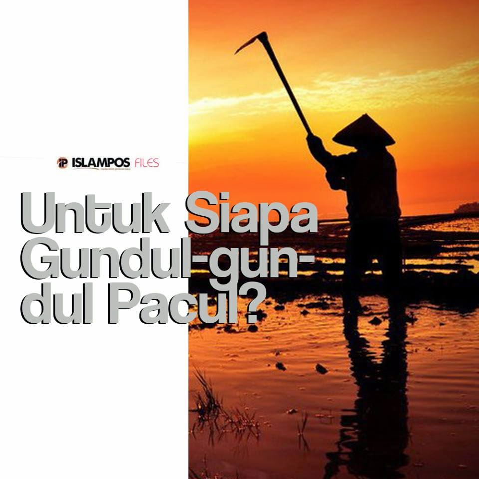 Filosofi Lagu Gundul Gundul Pacul