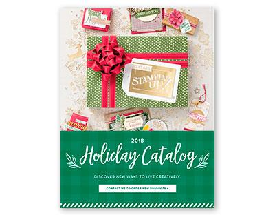 Stampin' Up! 2018 Holiday Catalog