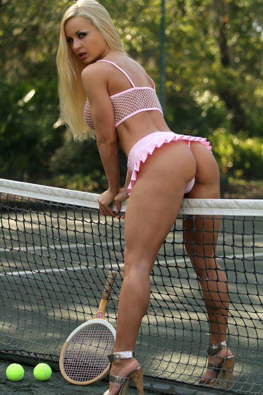 Women Tennis Fucking Ass 12