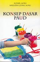 toko buku rahma: buku KONSEP DASAR PAUD, pengarang suyadi, penerbit rosda