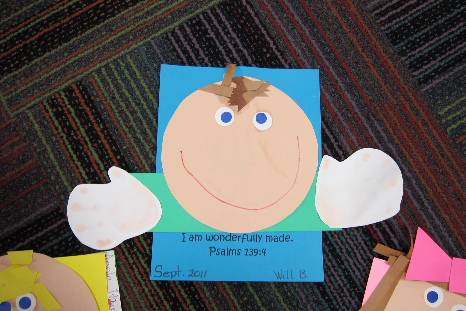 Mrs Karens Preschool Ideas The Letter A And All About Me