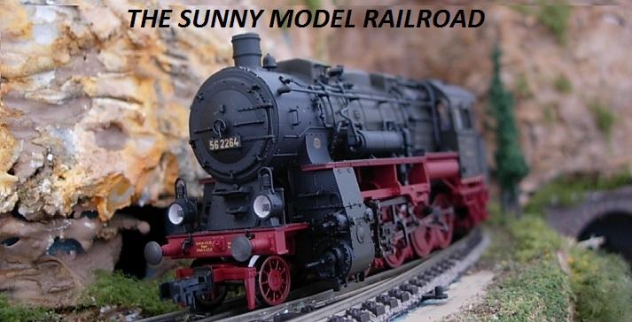 The Sunny Model Railroad