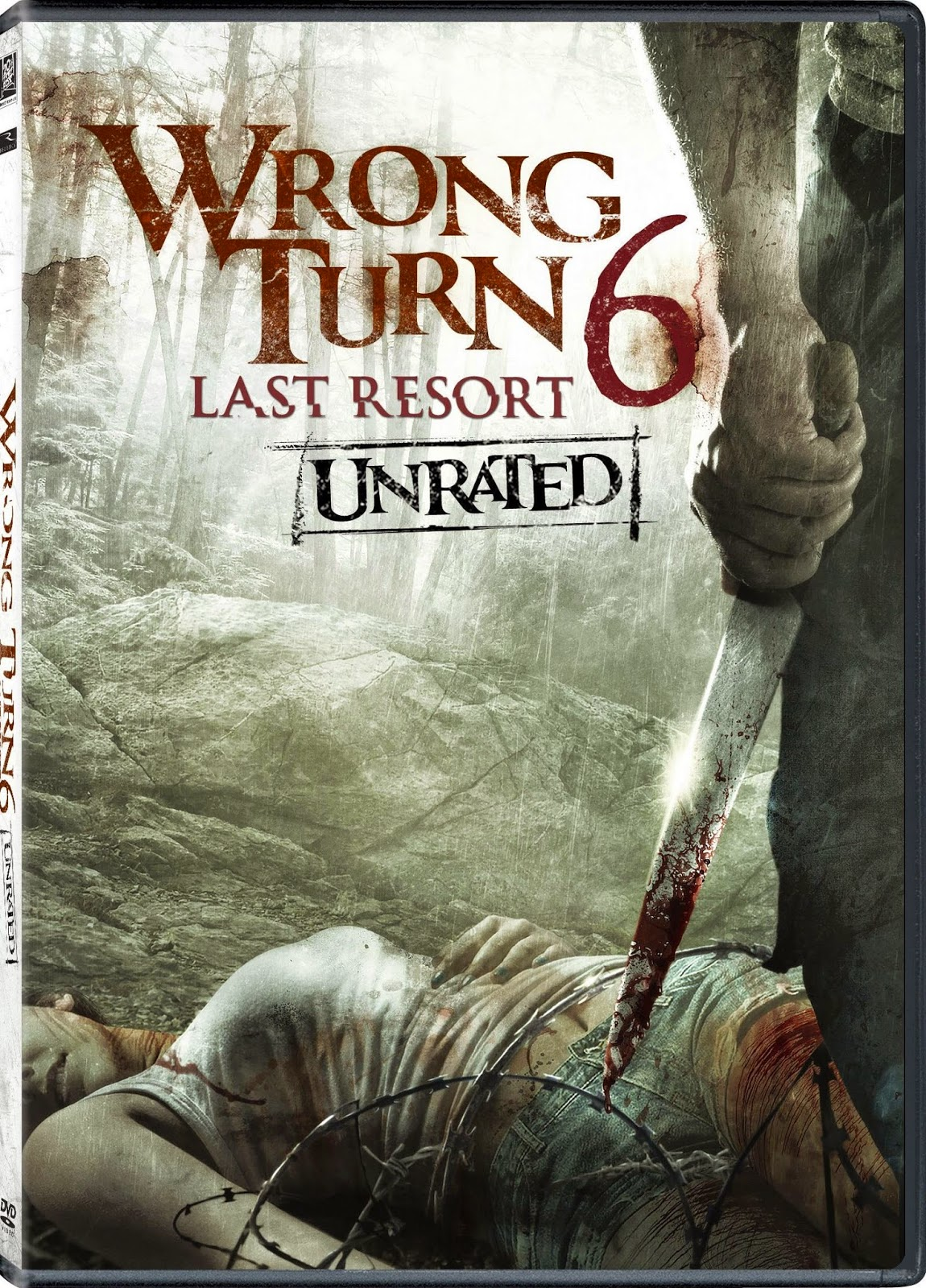 Download Film WRONG TURN 6: LAST RESORT