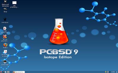 Pc-Bsd desktop lxde рабочий стол adm64