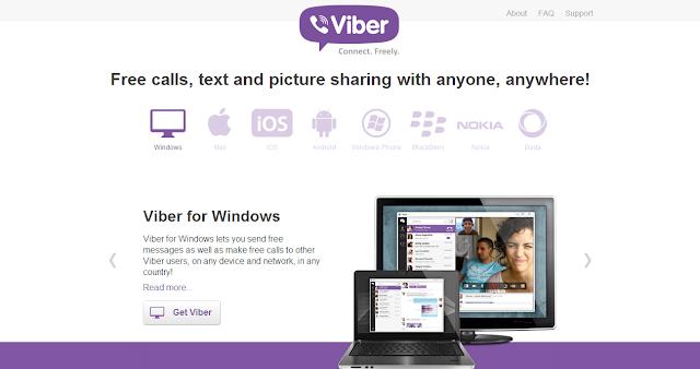 viber for windows فايبر لنظام ويندوز سطح المكتب