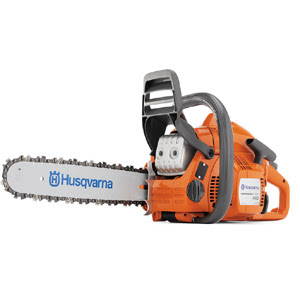 We sharpen chainsaw chains
