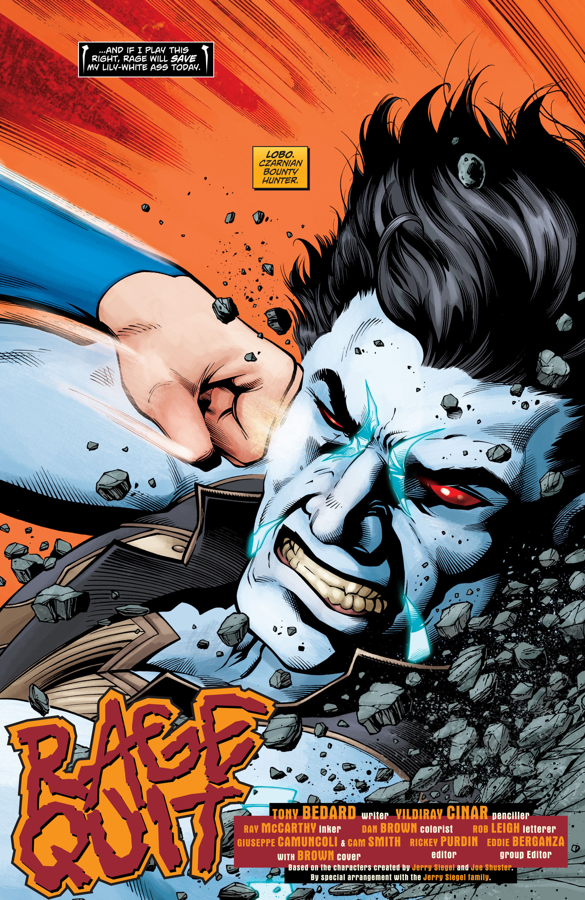 Supergirl (2011) Issue #28 #30 - English 3