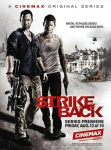 Download - Strike Back 1ª Temporada Completa - Legendado