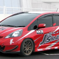 Honda All New Jazz '09 : J'S Racing