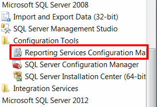 SQL Server Configuration Manager Image