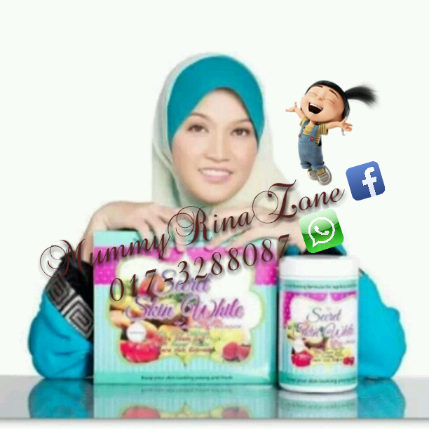 SECRET SKIN WHITE KAWAII COLLAGEN