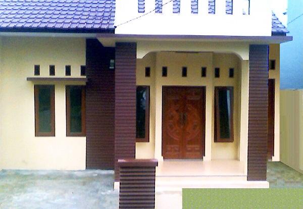 Rumah Minimalis Murah Type 45