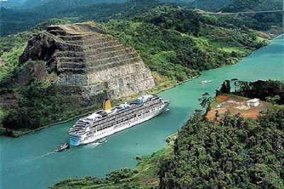 Il progetto di espansione del Canale di Panama è un progetto che  raddoppierà la capacità del Canale di Panama dal 2016 4f15465999bf