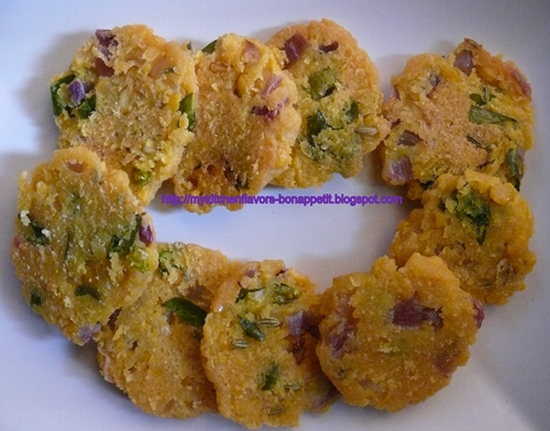 Bon Appetit Baked Crab Cakes