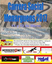 Carrera Social de Menarguens 2017