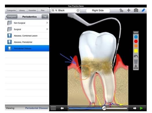 3. DDS GP YES aplicacion dentistas