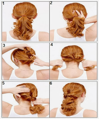 Hairstyles tutorials