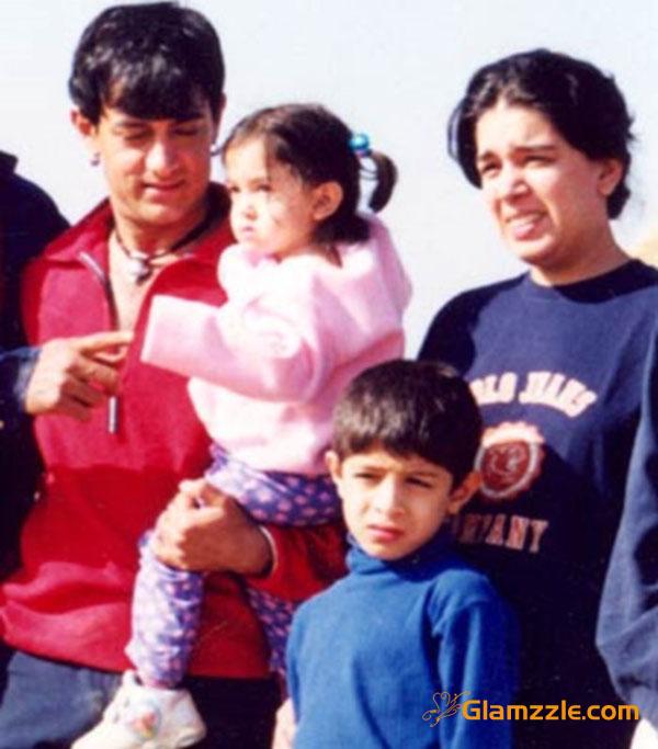 Aamir khan kids