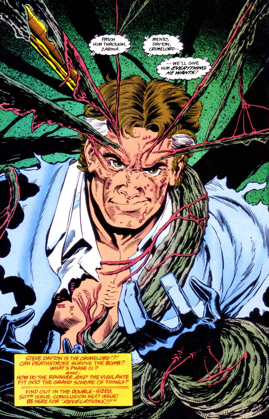 Deathstroke (1991) Issue #49 #54 - English 24