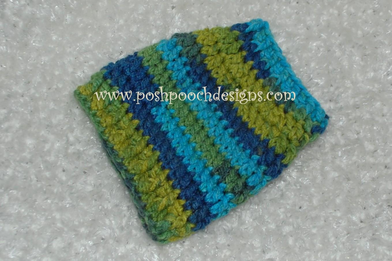 Free crochet pattern dog snood dancox for posh pooch designs dog clothes dog snood crochet pattern bankloansurffo Images