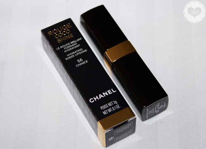 Chanel Rouge Coco Shine in 'Chance' (Review, Swatches & Photos) - Le Beauty Girl