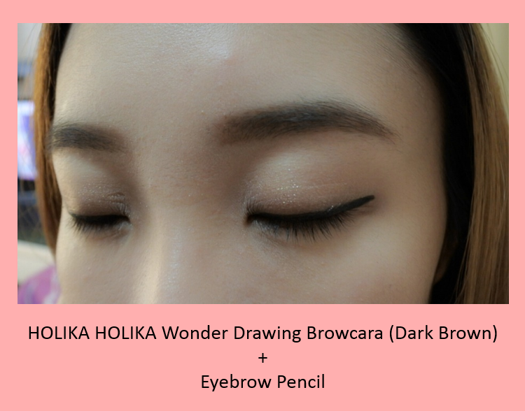 Crystal Xoxo Review Holika Holika Wonder Drawing 1 Sec Finish