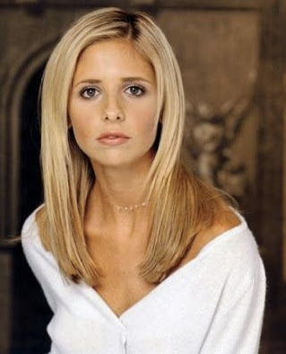 Sarah Michelle Gellar as Buffy Summers in 'Buffy the Vampire Slayer'